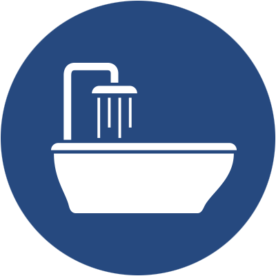 Bathroom Remodel Icon